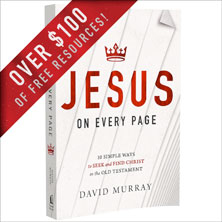 Jesus on Every Page Special Offer