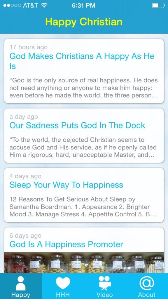 Happy App 1
