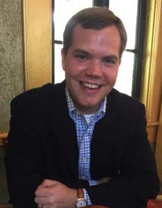 Greg Salazar, Assistant Professor of Historical Theology.