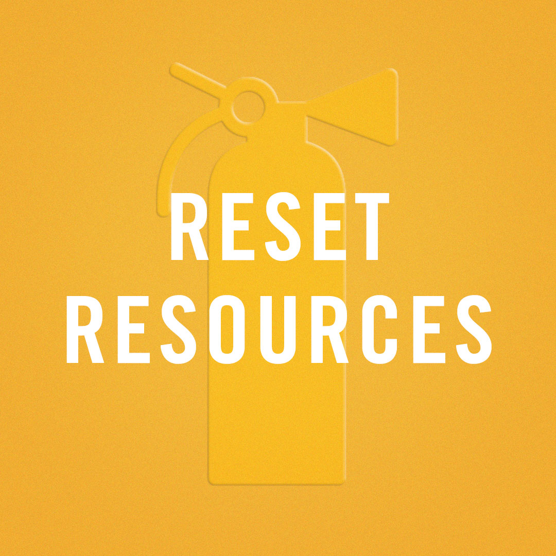 Reset Resources