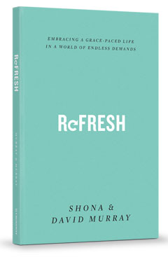 Refresh by Shona and David Murray