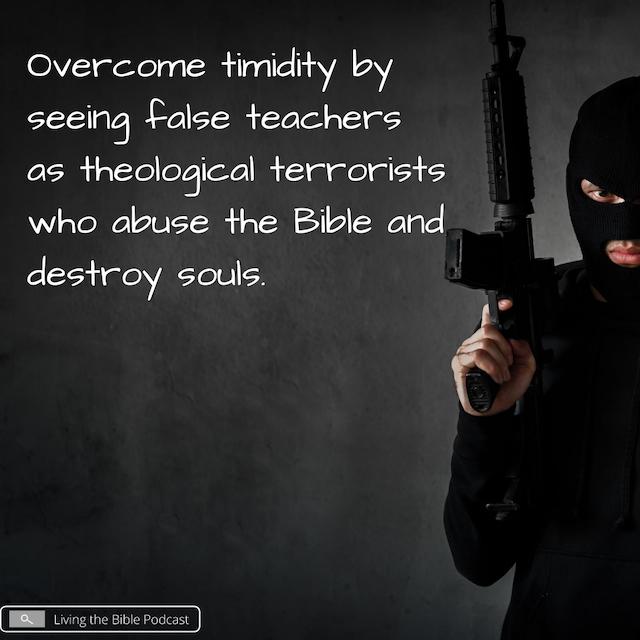 1 Timothy 1v6-11
