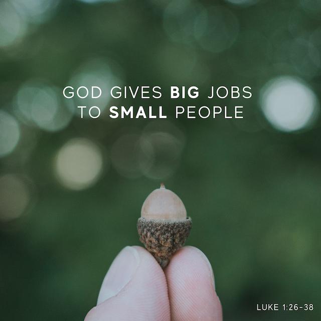 1. Luke 1-26-38