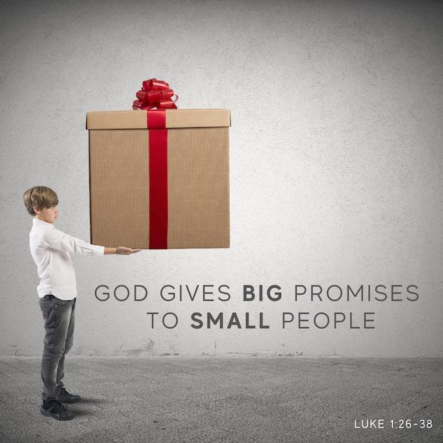 2. Luke 1-26-38