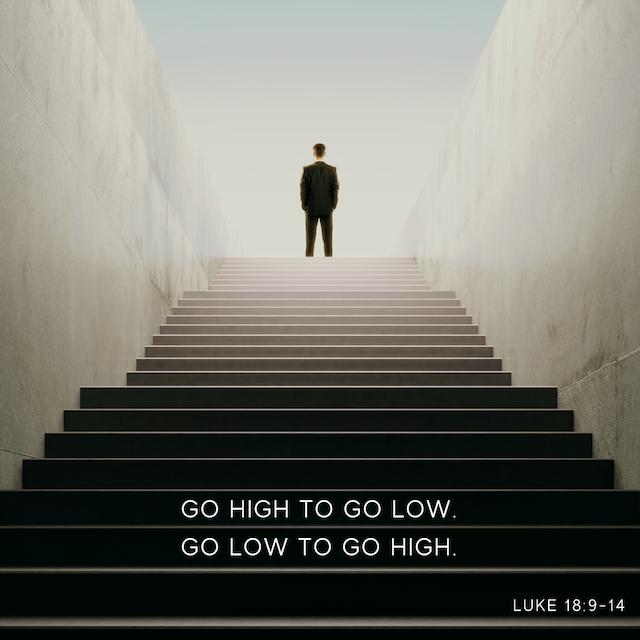 Luke 18v9-14